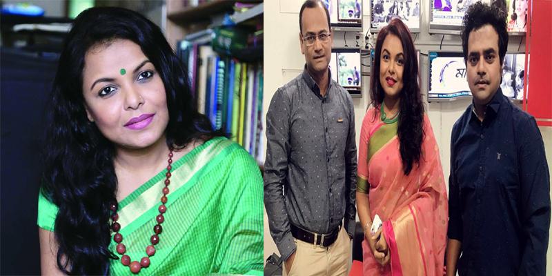 সাম্প্রতিক চলচ্চিত্র 'ডুব' প্রসঙ্গ নিয়ে কি ব্যাখ্যা দিলেন: শাওন